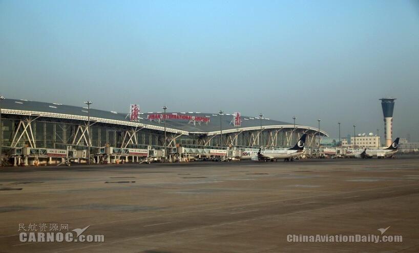 济南机场积极推进APU替代 建设绿色低碳机场