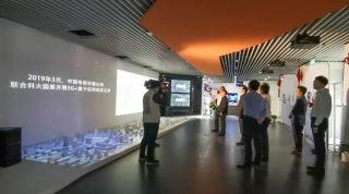 李国英实地调研观看安徽电信联合飞友科技打造的5G智慧机场