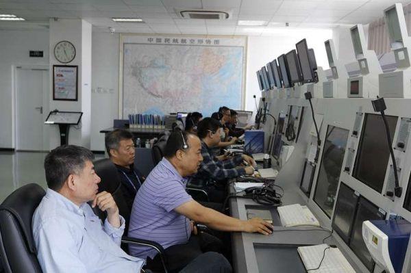 天津空管分局助力大兴国际机场试飞圆满成功