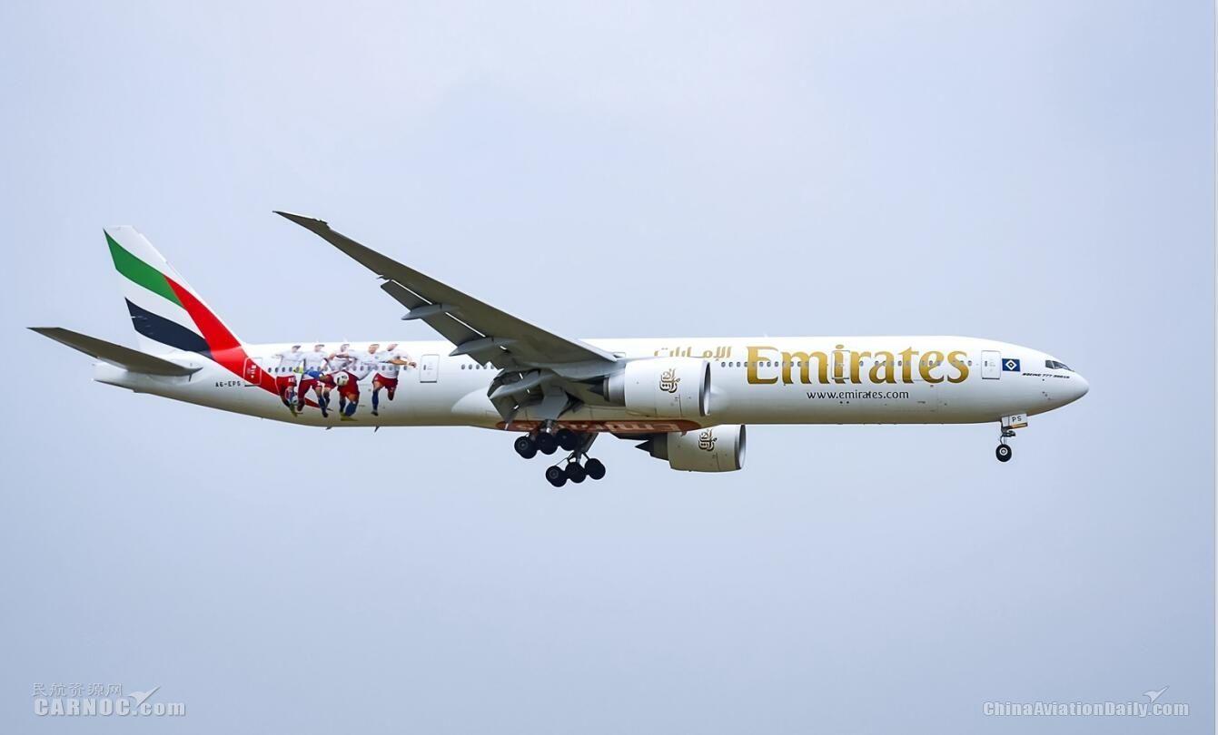 阿联酋航空或取消787-10订单 价值150亿美元