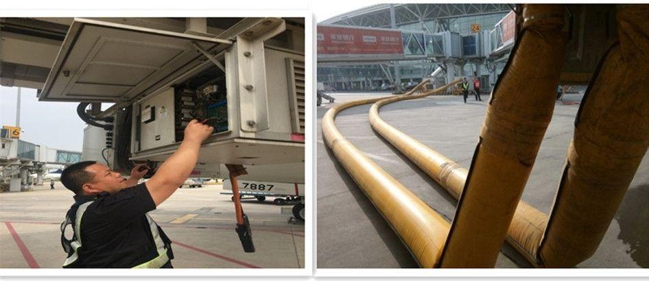 济南机场供图