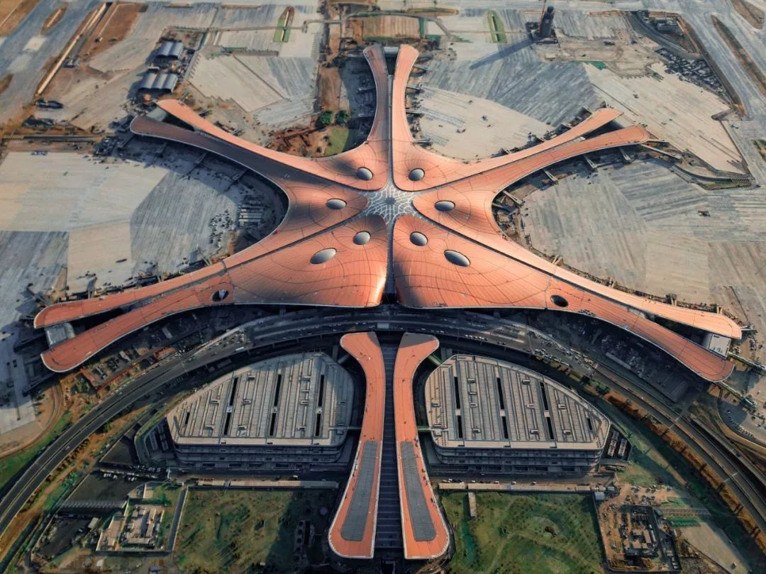 智能化大兴国际机场 领衔打造世界级机场群