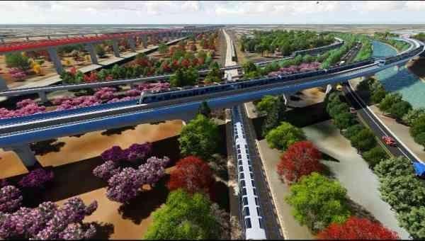 重磅!北京轨道交通新机场线一期6月20日试运行