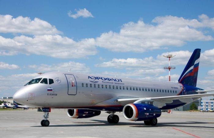 民航早报:俄航SSJ100再出事!疑因降压问题返航