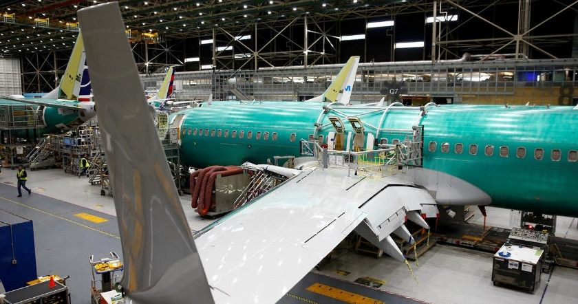 民航早报:2019年前4月,波音交付172架飞机