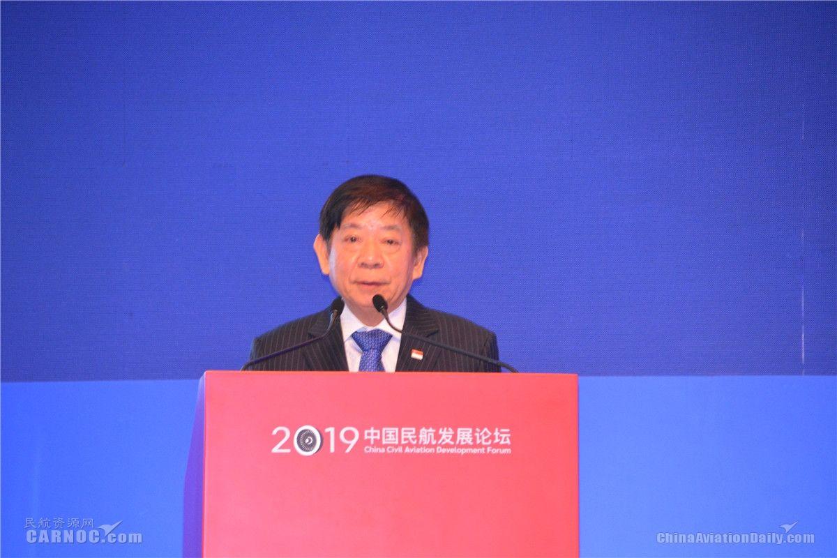 新加坡交通部部长:新加坡未来机场规划