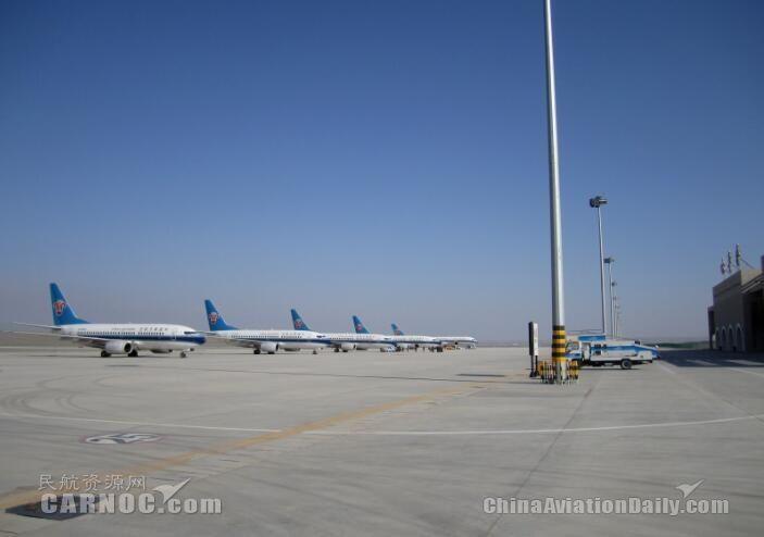 吐鲁番机场旅客吞吐量超过10万人次