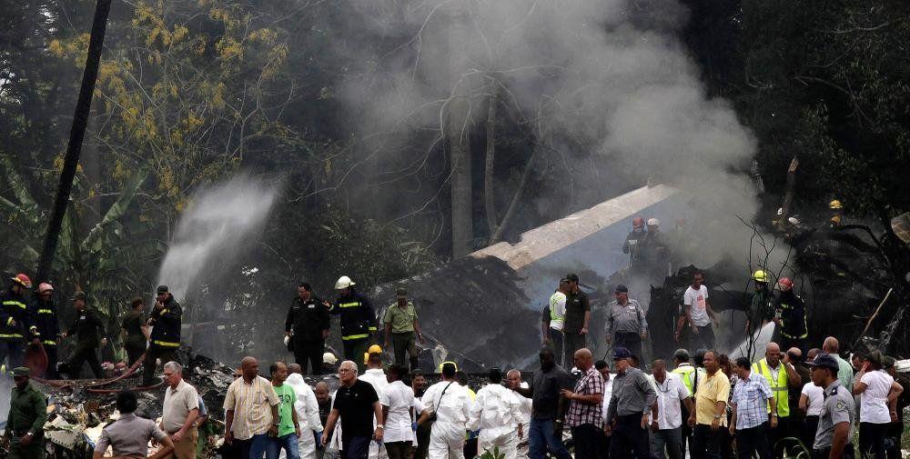 去年古巴一波音客机失事致112死 或为机组操作失误