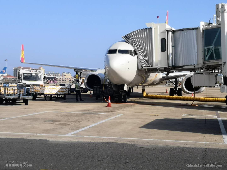 助力打赢蓝天保卫战 三亚机场APU替代设施全面投用