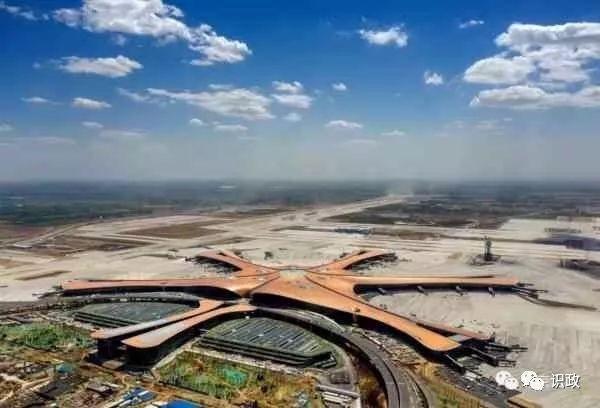 北京市委书记检查大兴机场工程建设情况
