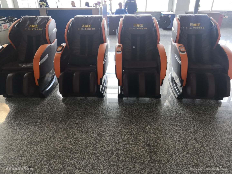 富蕴机场新增按摩椅 提升服务质量新举措