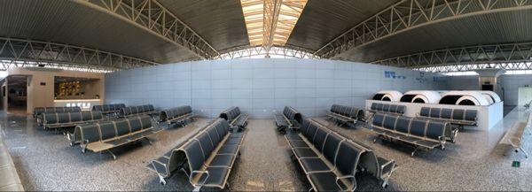 黄山机场候机楼开辟新候乘区域 提升旅客体验