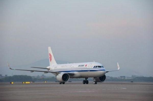 国航运控中心保障A320NEO加入国航浙江分公司