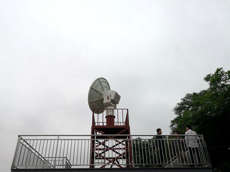低云大雾探测新利器 首部机场云雾雷达投产试运行