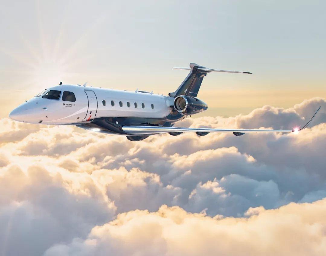 巴航工业领航600获EASA及FAA认证