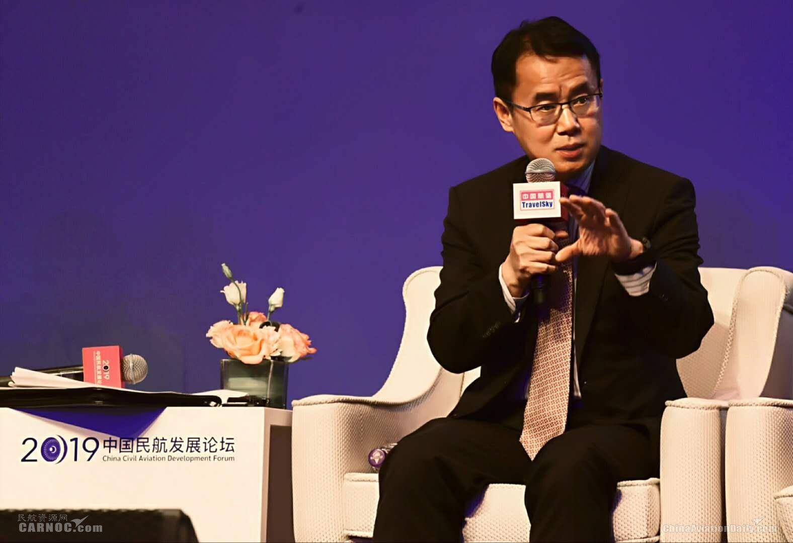 GE航空集团出席2019中国民航发展论坛
