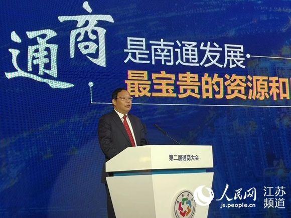 具备上海枢纽机场功能的南通新机场正在抓紧规划