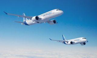 空客提升A220系列飞机最大起飞重量 增加航程