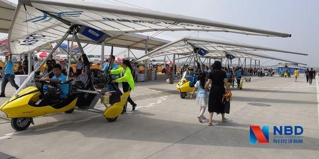 多地開通低空旅游航線 運營企業仍存規模擴張難題
