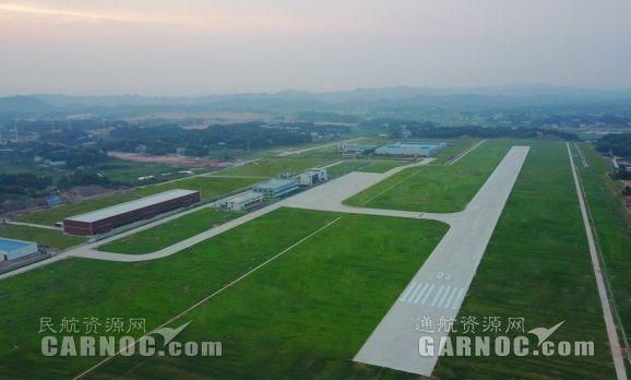 株洲蘆淞機場成為湖南首個通過軍民審批通用機場