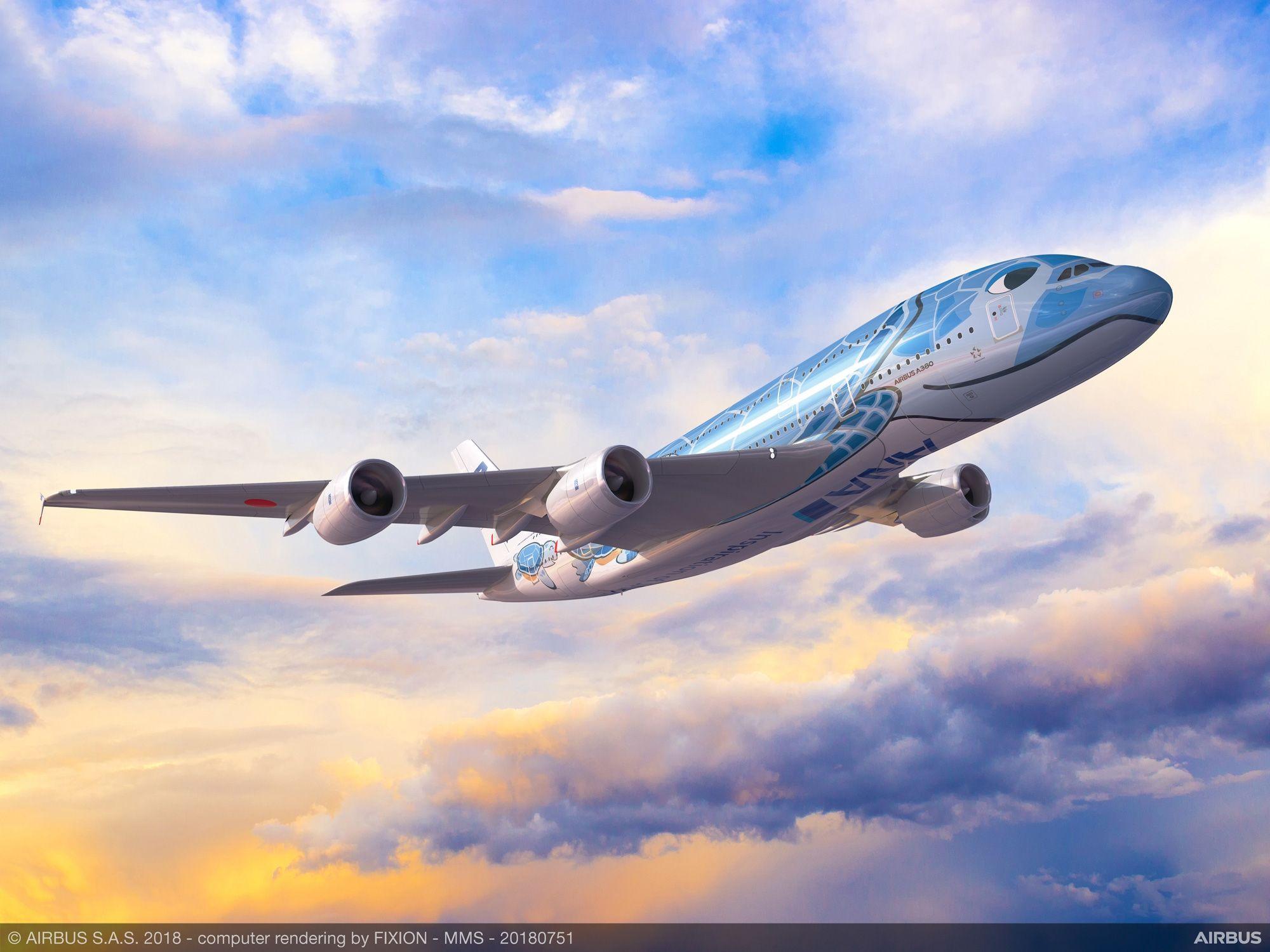 夏威夷旅游局携手全日空A380彩绘机提升游客体验