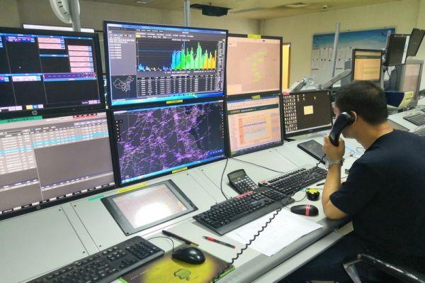 民航通信网空管系统首条ATOM业务传输链路开通