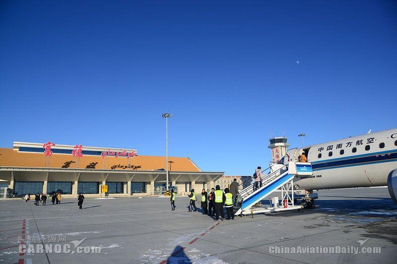 新疆各支線機場前4月運輸旅客398萬人次