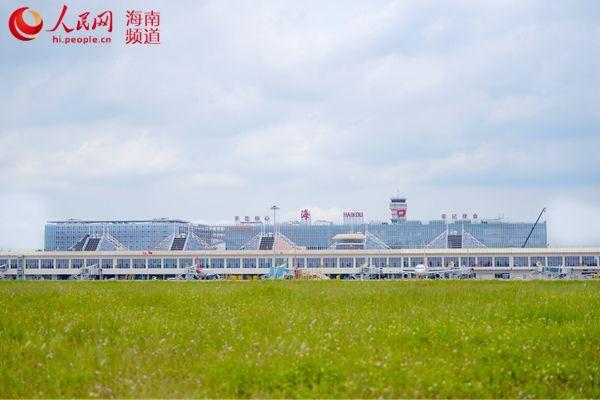 海口美兰国际机场通航20周年纪实