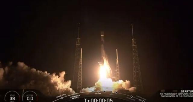 "SpaceX成功发射首批Starlink互联网卫星 ""全球大WiFi""组建计划正式开启"