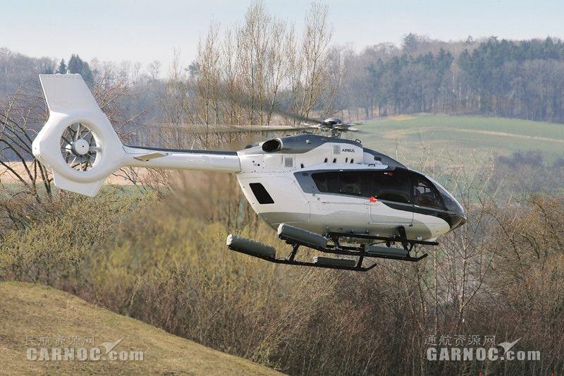 空中客车交付ACH145直升机服务于超级游艇