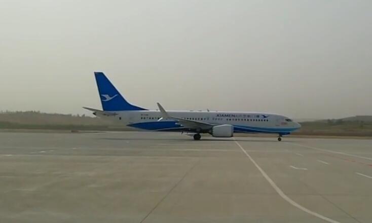 厦航10架波音737MAX调机西北、华北封存