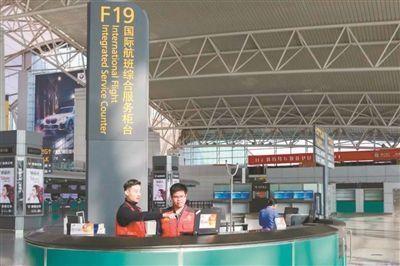 广州白云机场1号航站楼5G全覆盖