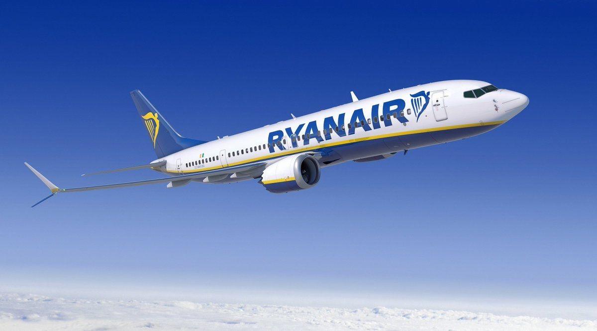 民航早报:瑞安航空预计737MAX年底前复飞