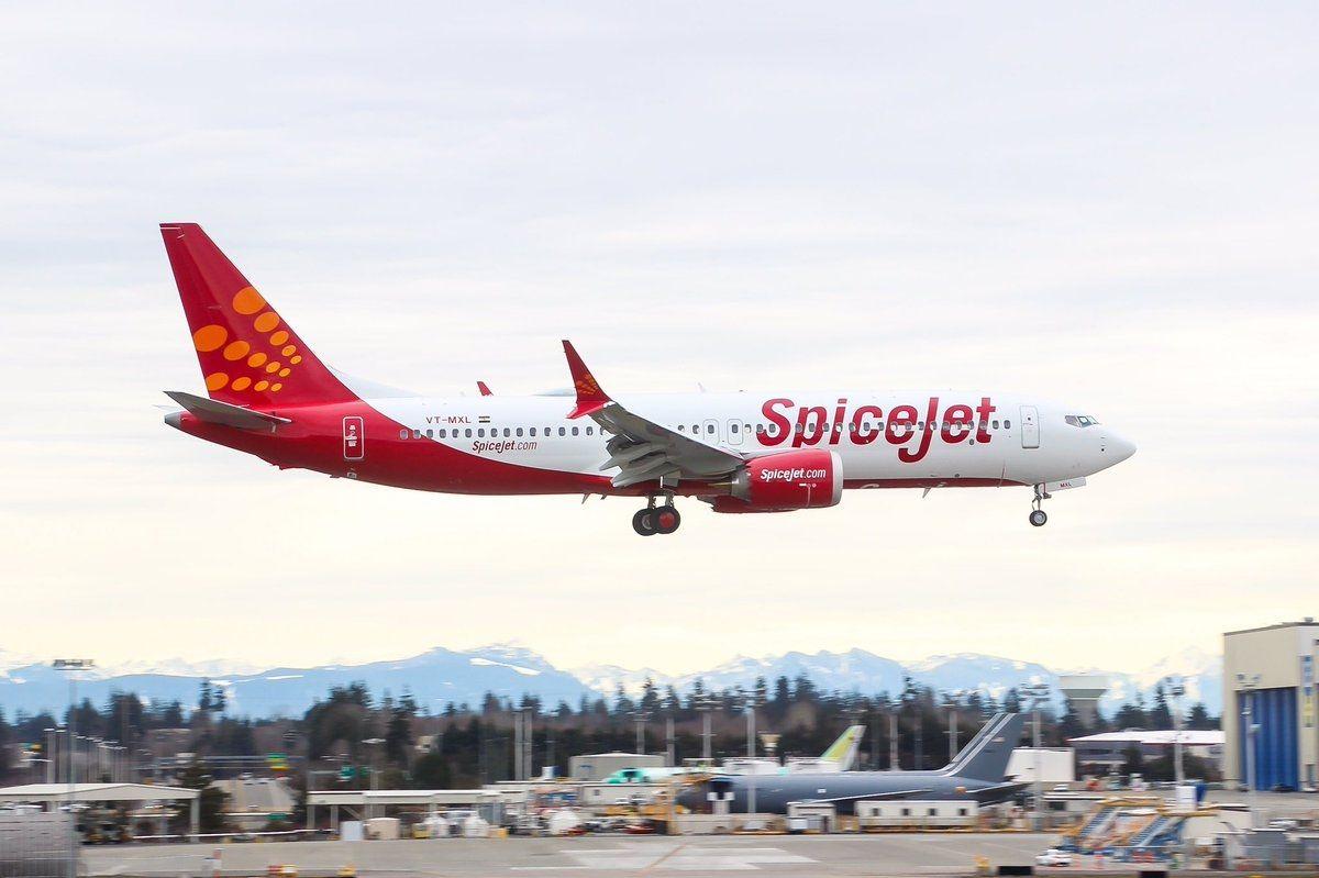 波音公司告知香料航空:737MAX将会在7月前复飞