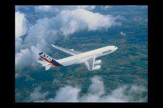 A340—200          空客供图