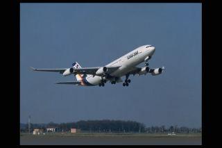 空客50周年历史图片          空客供图