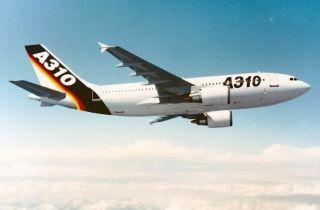 A310          空客供图