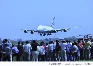 A380  空客供图