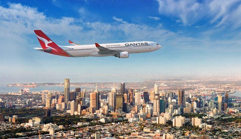 澳洲航空内陆航线 编织西澳大利亚随心体验