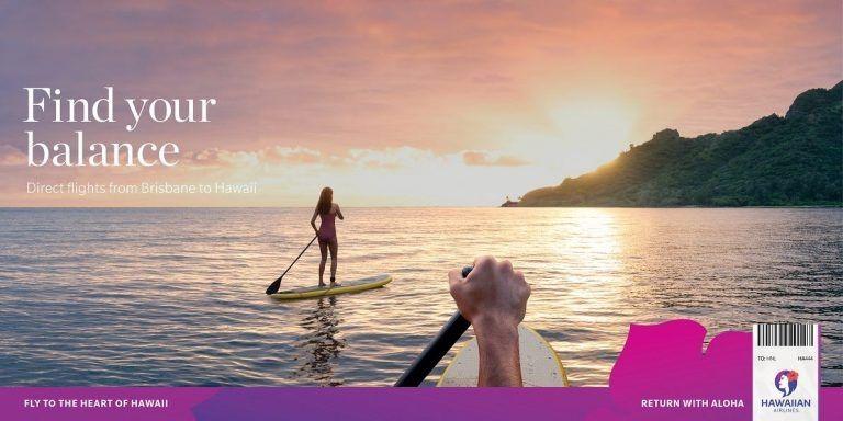 夏威夷航空推出Return to Aloha品牌活动 宣传夏威夷文化