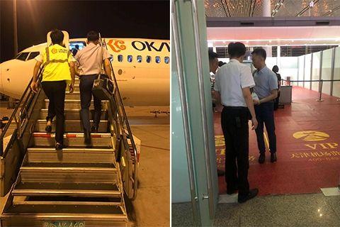 争分夺秒 奥凯航空10小时完成两例活体器官运输