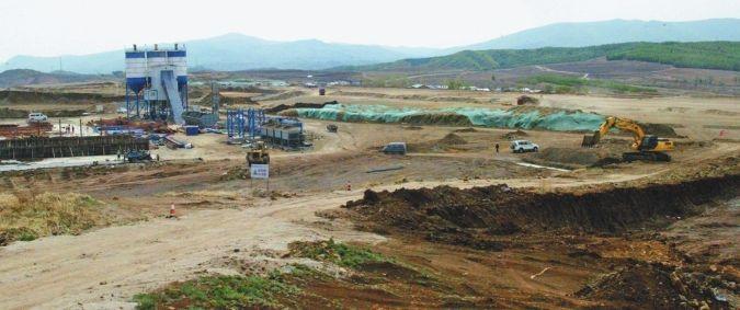 绥芬河机场加紧施工 预计2020年建设完工