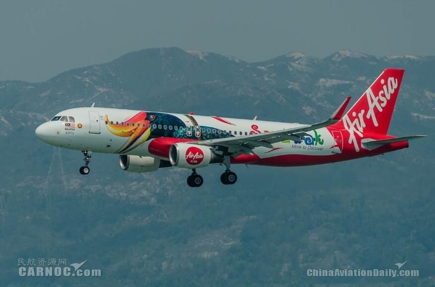 亚航考虑购买空客超远程型A321XLR客机