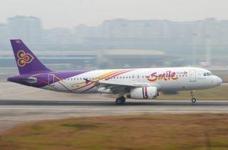 泰國微笑航空延長停飛時間至5月31日