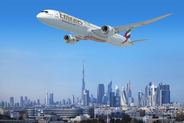 民航早报:阿联酋航空将保留波音787-10订单