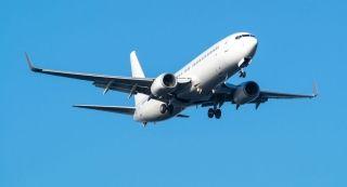 莫斯科飛往柏林的波音客機在起飛機場成功著陸