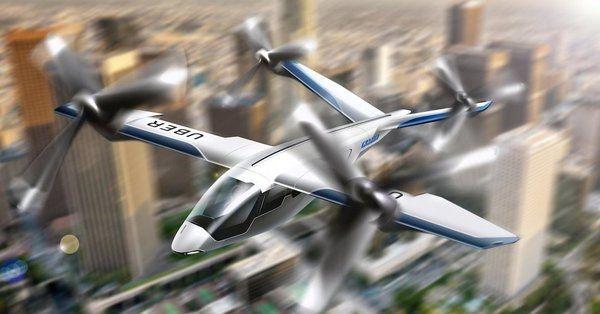 """优步公司拟在2025年推出""""空中飞行出租车"""""""
