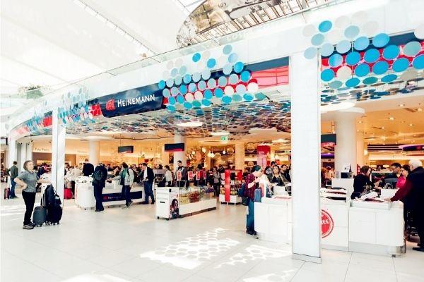 布达佩斯机场免税店开始支持支付宝和银联支付