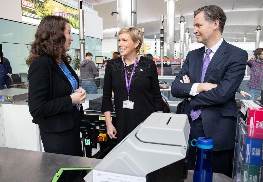 民航安检安保周报:希思罗机场将安装3D安检设备