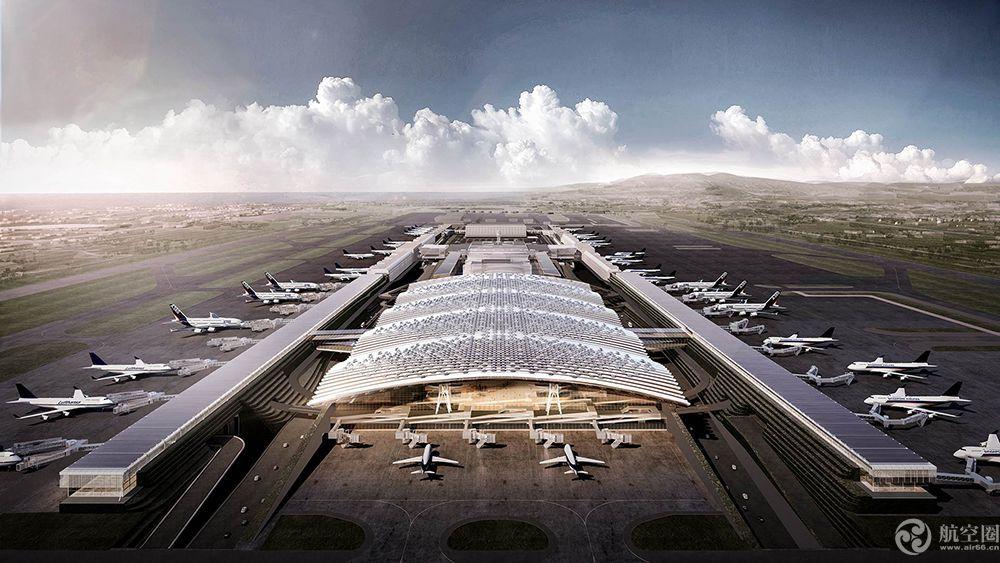 桃园机场T3主体工程3度流标 2023年完工面临考验